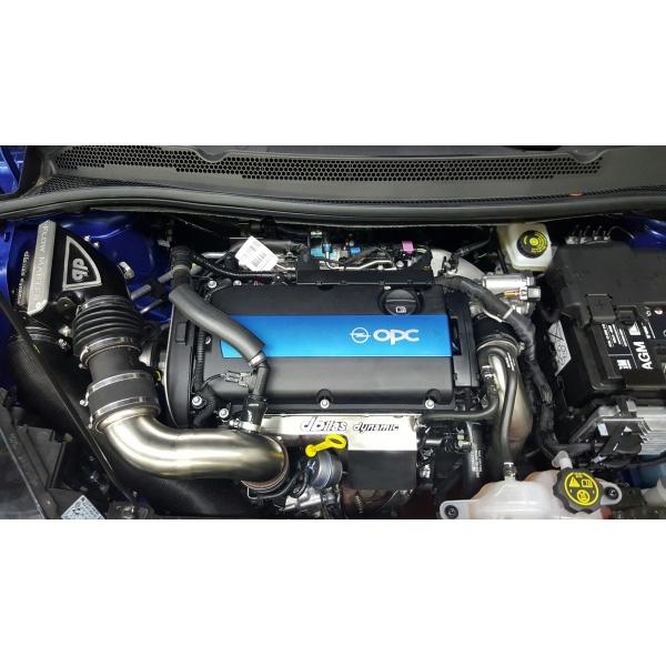 Verbindungsrohr vom Turbolader zum Filter aus Edelstahl Corsa E 1,6l B16LER