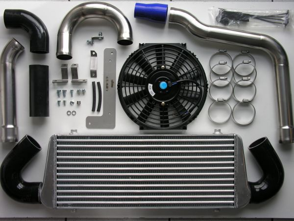 Ladeluftkühler Kit Opel Astra H, Zafira B Z17DTJ,Z19DTH,Z19DTJ,Z19DT,Z19DTL