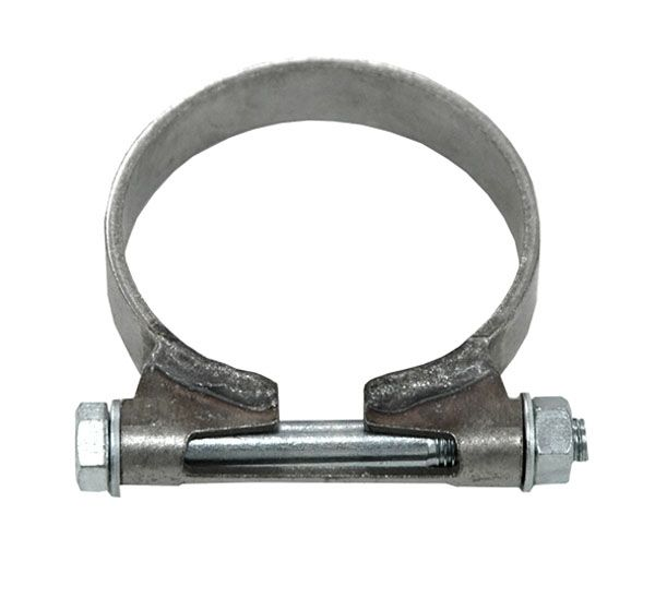 Stainless ring clamp Ø92mm