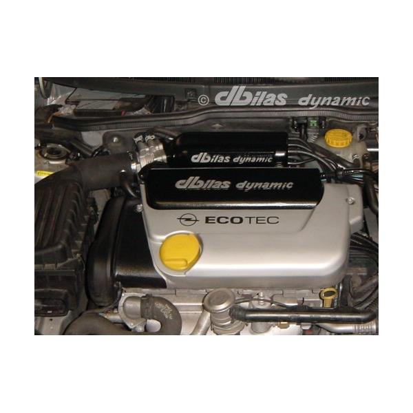Flowtec Saugrohr Opel Vectra B bis Bj.1998 1,6 16V 74kW X16XEL