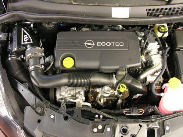 FlowMaster Kit Opel Corsa D 1,6 - 1,7 Turbo