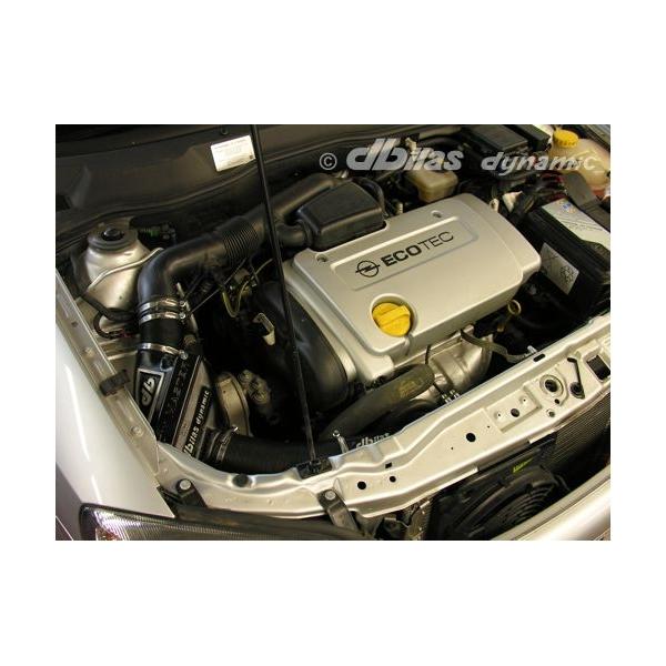 FlowMaster Kit Opel Astra G 1,6