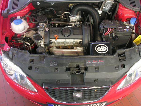 FlowMaster Kit für VW Polo, Golf IV, Seat Ibiza, Skoda Fabia I & II, 1,2 12V & 1,4 - 1,6 16V