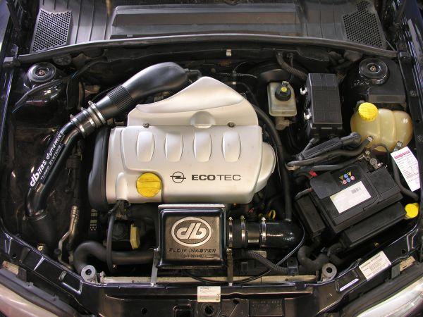 Turbolader System Light Edition Opel Astra G & H, Corsa C, Signum, Tigra B, Meriva A, Vectra B & C,