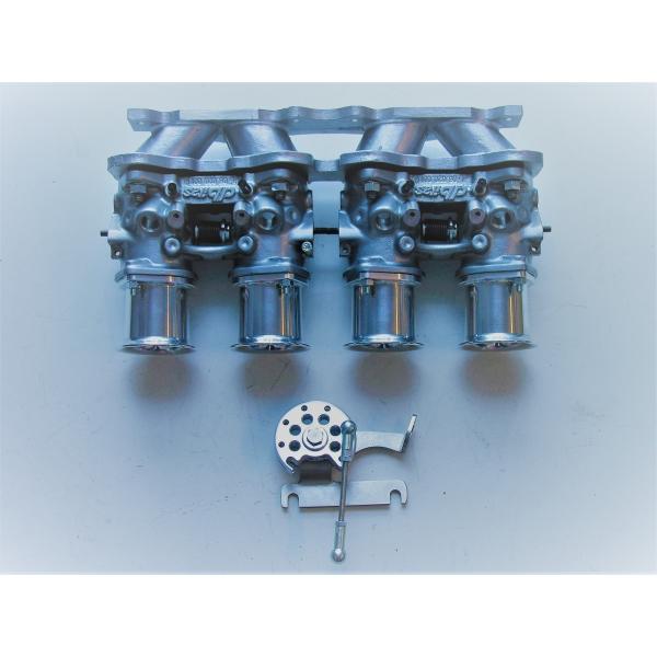 Rennsport Einzelldrosselklappenanlage Citroen/ Peugeot 1,0-1,6 8V TU