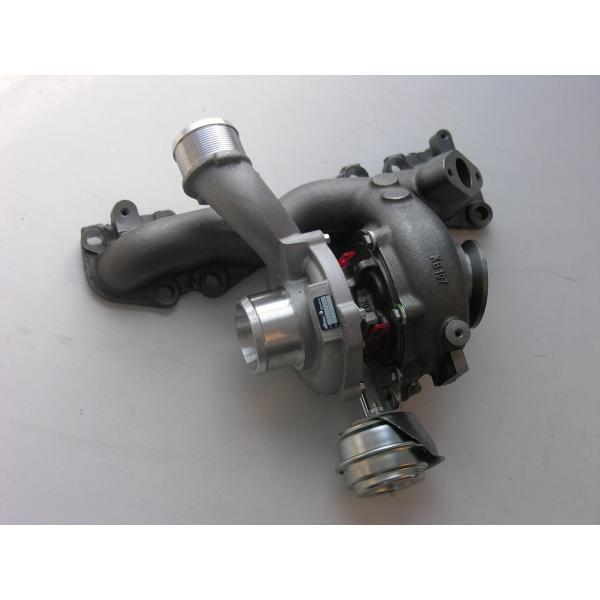 Turbolader Upgrade Stage 2 für Citroen/Peugeot 1,4 HDI