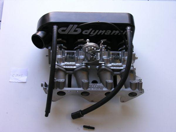 Einzeldrosselklappen- Einspritzung Opel 2,0 8V 85kW C20NE