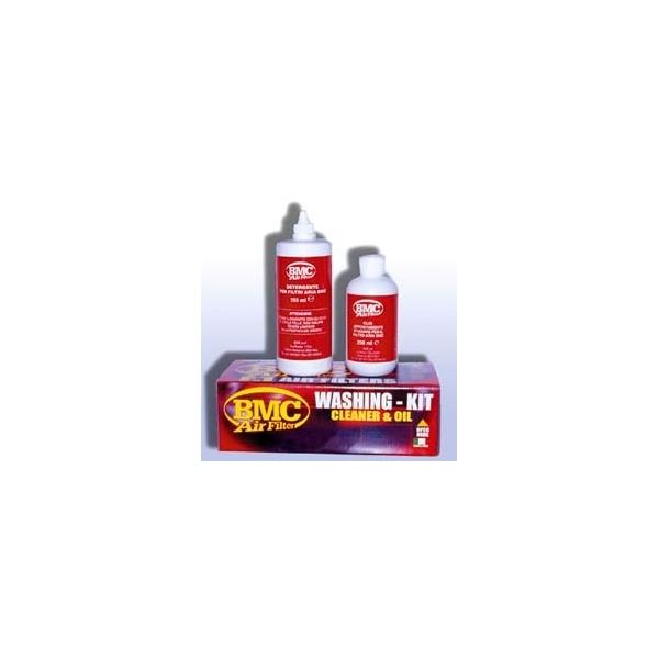 BMC Reinigungsset (Filteröl & Reiniger)