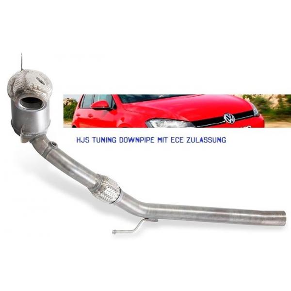 HJS Tuning Katalysator Audi, Seat, Skoda, VW 1.2 - 1.4 EURO 6 Ø60