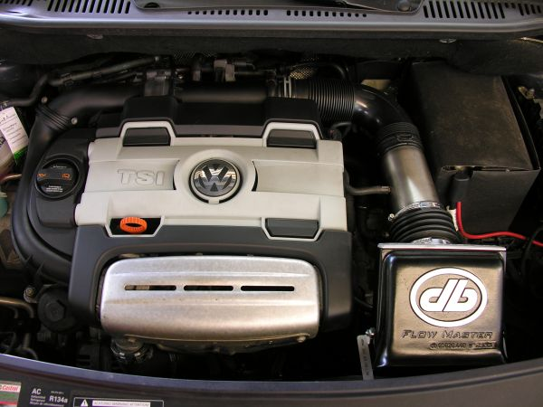 FlowMaster Kit VAG 1,4 16V Turbo TSI, TFSI