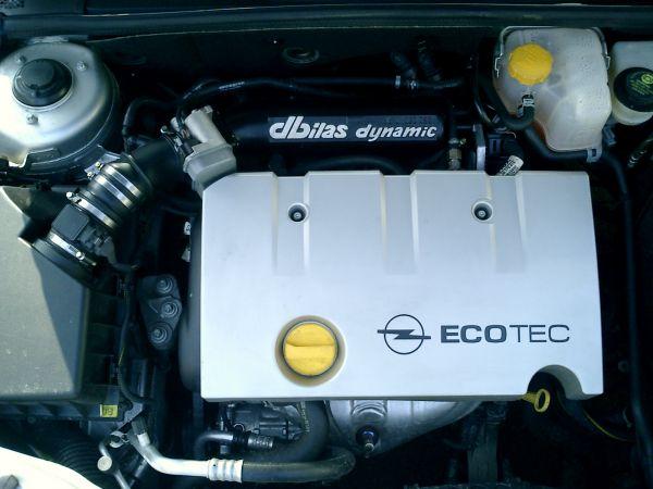 Flowtec Saugrohr Opel Vectra C, Signum 1,8 16V 90kW Z18XE