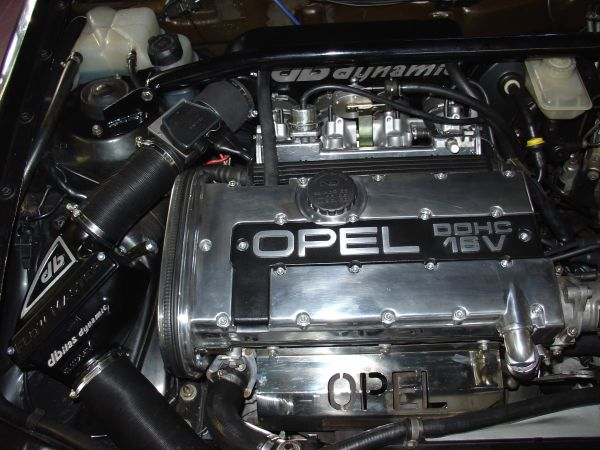 FlowMaster Kit Opel Kadett E C20XE