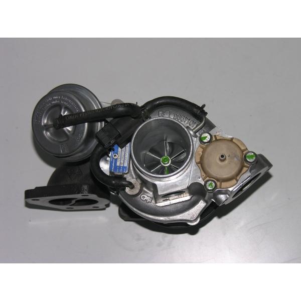 Turbolader Upgrade für Opel A20DTx bis 255PS