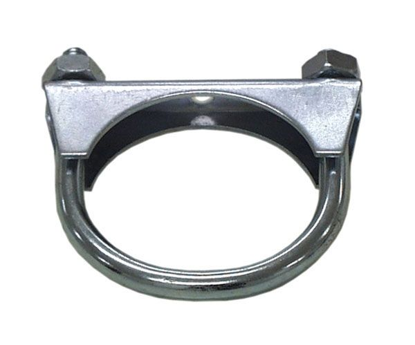 U-clamp Ø48mm galvanized