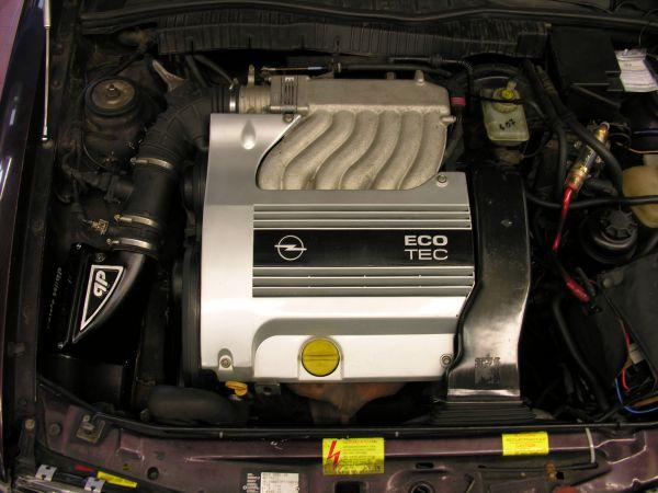 FlowMaster Kit Opel Calibra A, Vectra A C25XE, X25XE