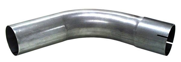 Stahl Rohrbogen 60° mit Muffe