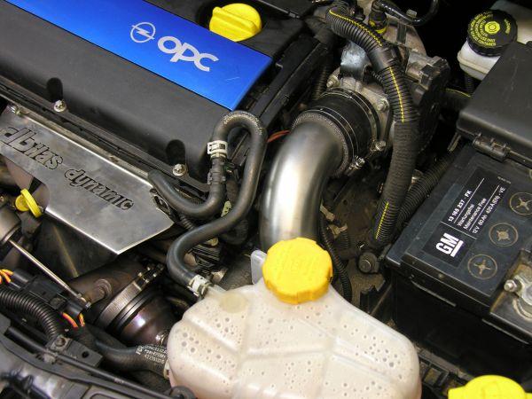 Ladeluftkühler Kit Opel Corsa D OPC / GSI 1,6l mit TÜV !