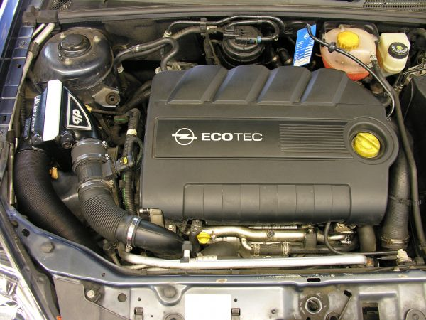 FlowMaster Kit Opel Vectra C, Signum Z19DTH, Z19DT, Z19DTL, Z22SE, Z22YH