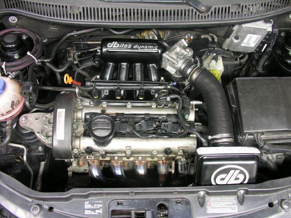 Flowtec Saugrohr VW Polo, Lupo, 1,6 16V 88-92kW