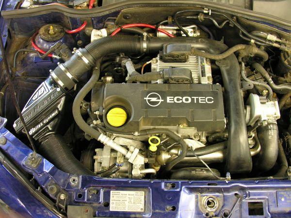 FlowMaster Kit Opel Corsa C / Tigra TwinTop Z13DT, Z17DT