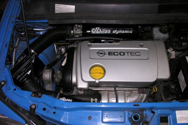 FlowMaster Kit Opel Zafira A X16XEL, Z16XE