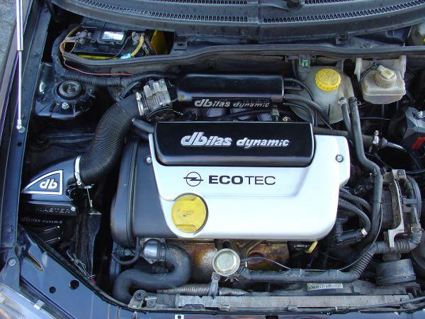 FlowMaster Kit Opel Corsa B, Tigra A X14XE, X16XE