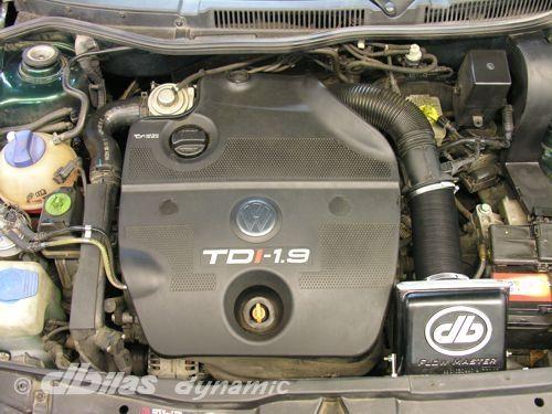 FlowMaster Kit für Skoda Octavia 1,9 TDI und VW Golf IV, Bora 1,9 TDI