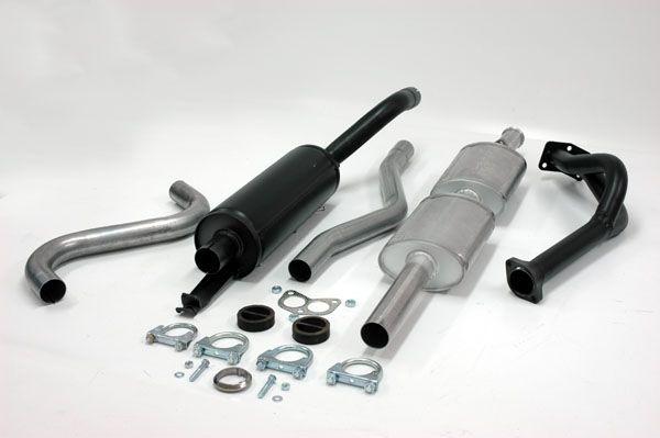 Simons aluminisierte Stahl Auspuffanlage für BMW 1502/1602/1602Ti/1802/2002/2002Ti/2002Tii