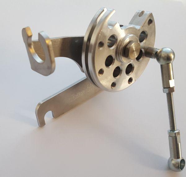 Gasbedienung mit Umlenkrolle VW 1.5 - 1.8 8V